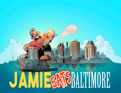 Jamie Eats Baltimore
