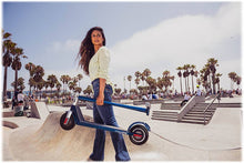Load image into Gallery viewer, UNAGI Electric Scooter | Model One | E 500 Dual Motor | Cosmic Blue