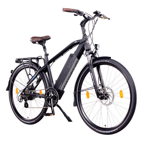 NCM Venice Trekking E-Bike, City-Bike, 250W, 48V 13Ah 624Wh Battery