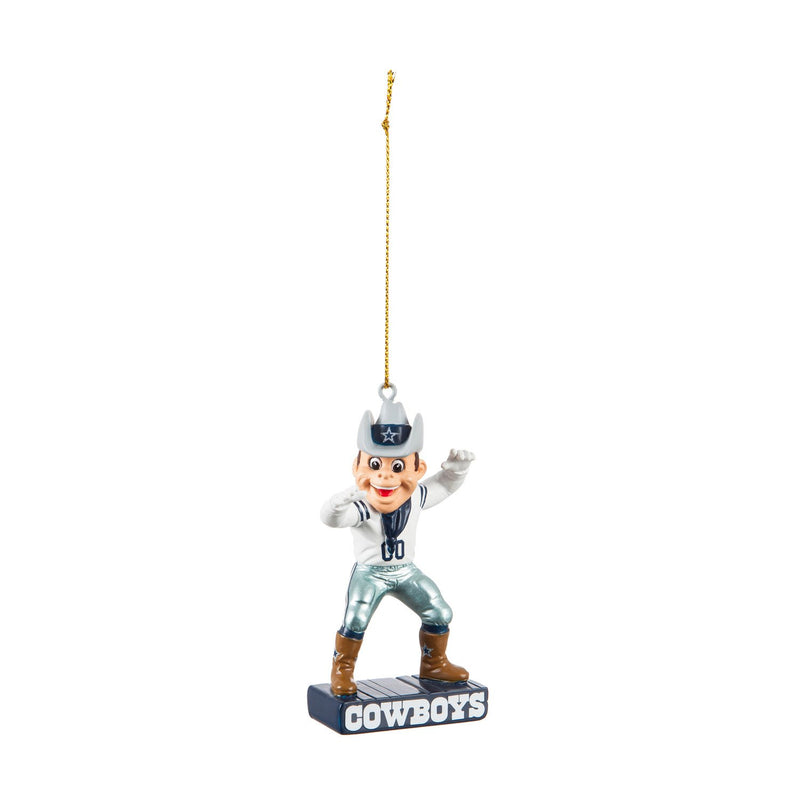 Dallas Cowboys, Mascot Statue Ornament Officially Licensed Decorative Ornament for Sports Fans