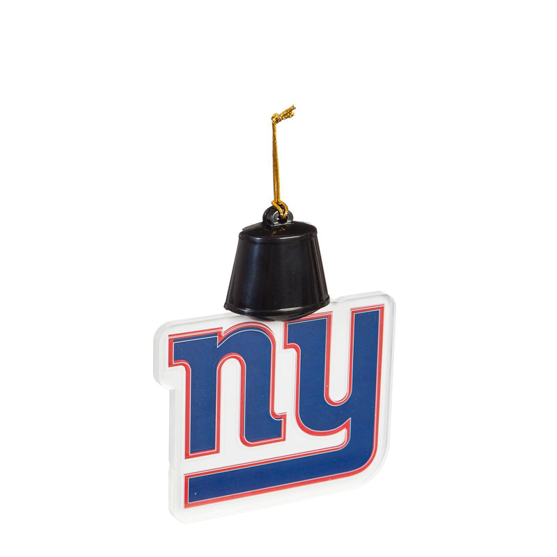 Evergreen Enterprises New York Giants, Acrylic LED, 4'' x 0.25 '' x 4'' inches