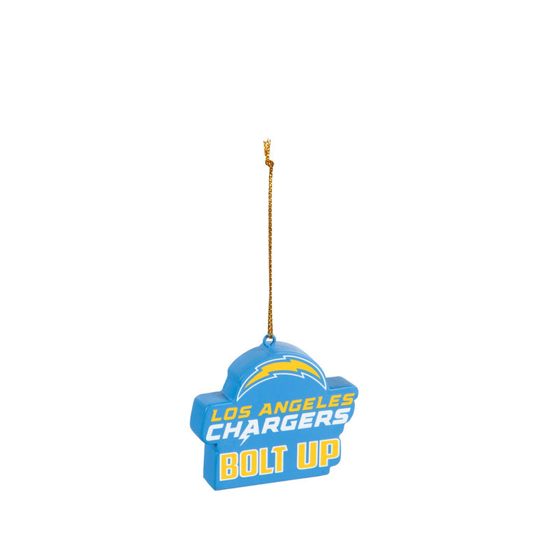 Los Angeles Chargers, Mascot Statue Ornament Officially Licensed Decorative Ornament for Sports Fans