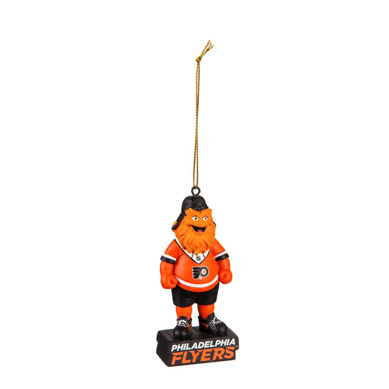 Evergreen Philadelphia Flyers, Mascot Statue Orn, 2.56'' x 1.38 '' x 3.5'' inches