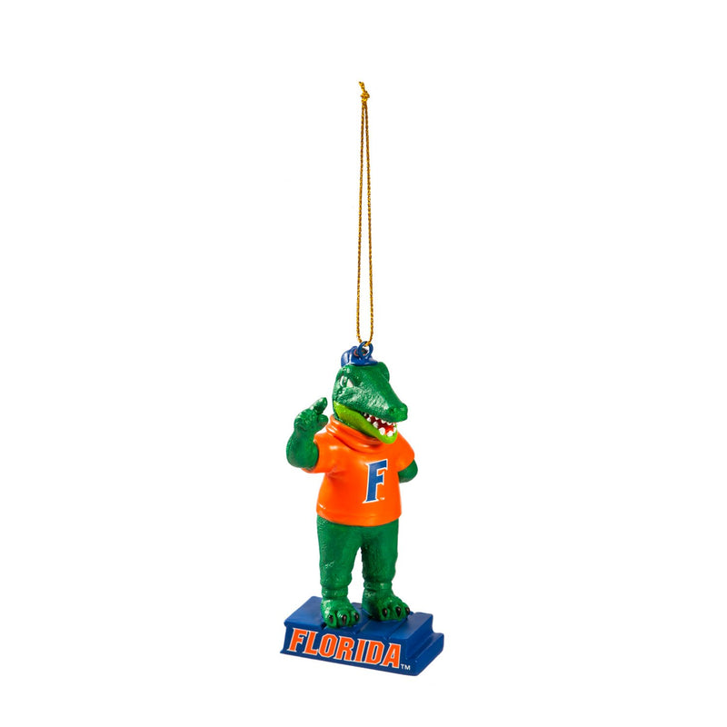 Evergreen University of Florida, Mascot Statue Orn, 2.56'' x 1.38 '' x 3.5'' inches