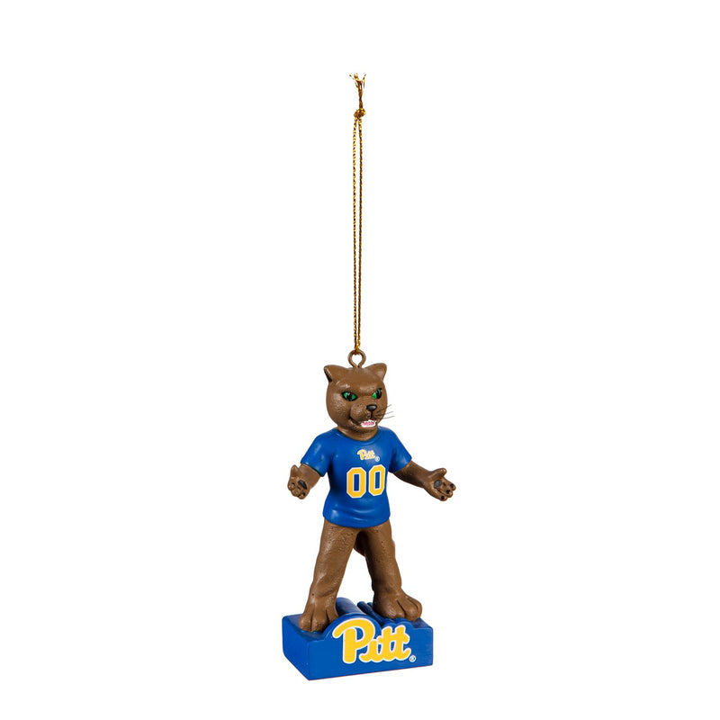 Evergreen University of Pittsburgh, Mascot Statue Orn, 2.56'' x 1.38 '' x 3.5'' inches