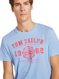 TOM TAILOR CASUAL MEN Logo Tee