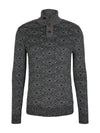 TOM TAILOR CASUAL MEN Jacquard Troyer