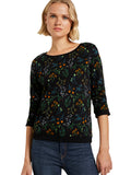 TOM TAILOR DENIM WOMEN Sweater With Print