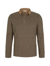 TOM TAILOR CASUAL MEN Smart Polo With Shirt Detail