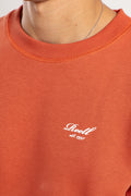 REELL Regular Logo Crewneck