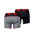 PUMA ACTIVE GRIZZLY MELANGE BOXER 2
