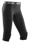 CEP ski 3/4 base tights, women