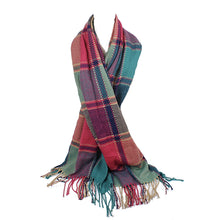 Load image into Gallery viewer, Plaid Classic Scarf