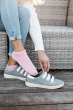Load image into Gallery viewer, Roll Up Women's Girls Cute Low Cut Quick Dry Colorful Casual Ankle Socks 8 Pack