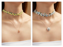 Load image into Gallery viewer, Women Girls Handmade Jewelry, Choker Necklace