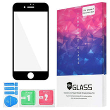 Load image into Gallery viewer, AMZER Kristal Tempered Glass HD Edge2Edge Screen Protector for iPhone