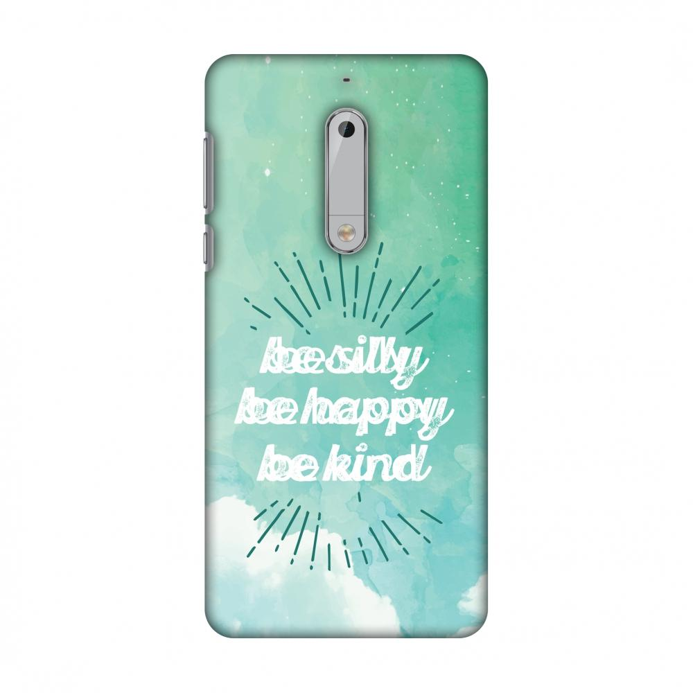 Be Silly Slim Hard Shell Case For Nokia 5