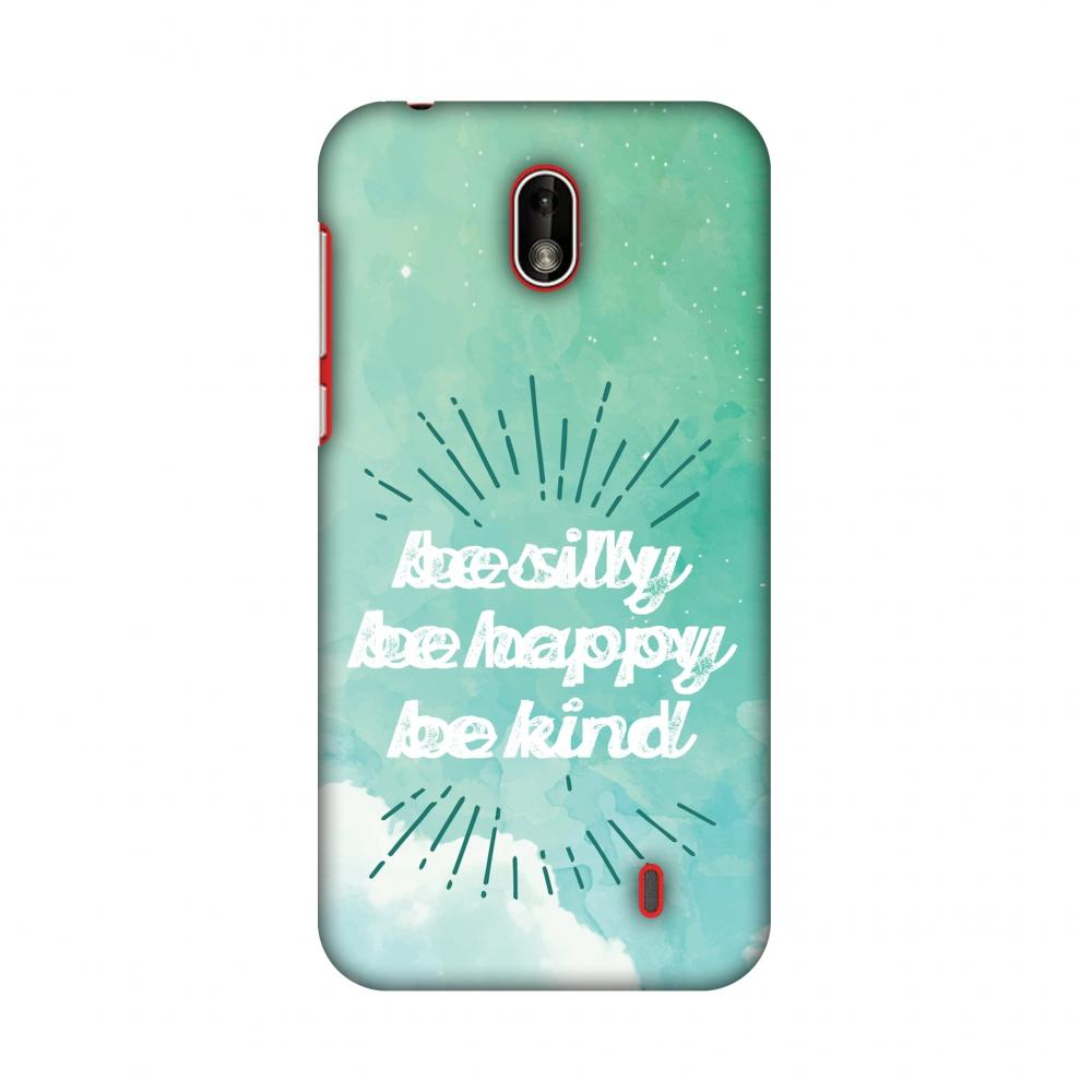Be Silly Slim Hard Shell Case For Nokia 1