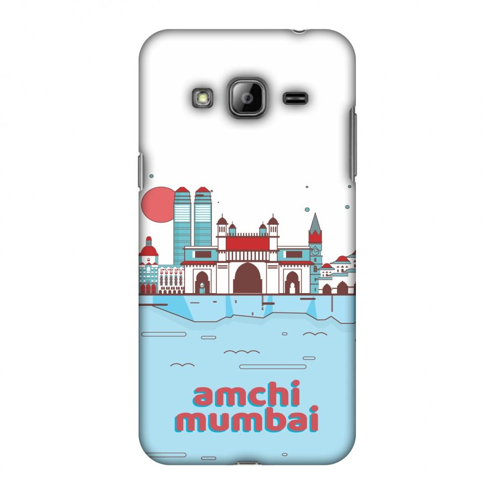 Aamchi Mumbai Slim Hard Shell Case For Samsung