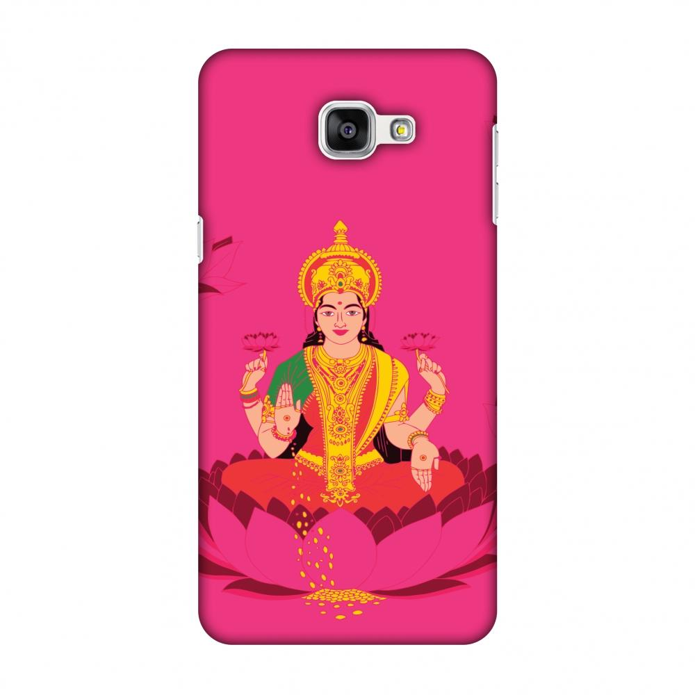 Almighty Laxmi Slim Hard Shell Case For Samsung