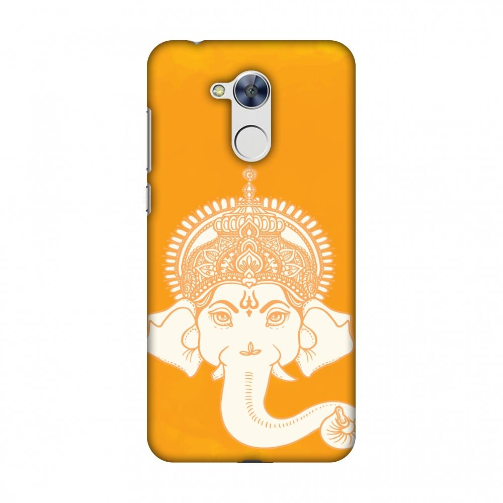 Almighty Ganesha Slim Hard Shell Case For Huawei