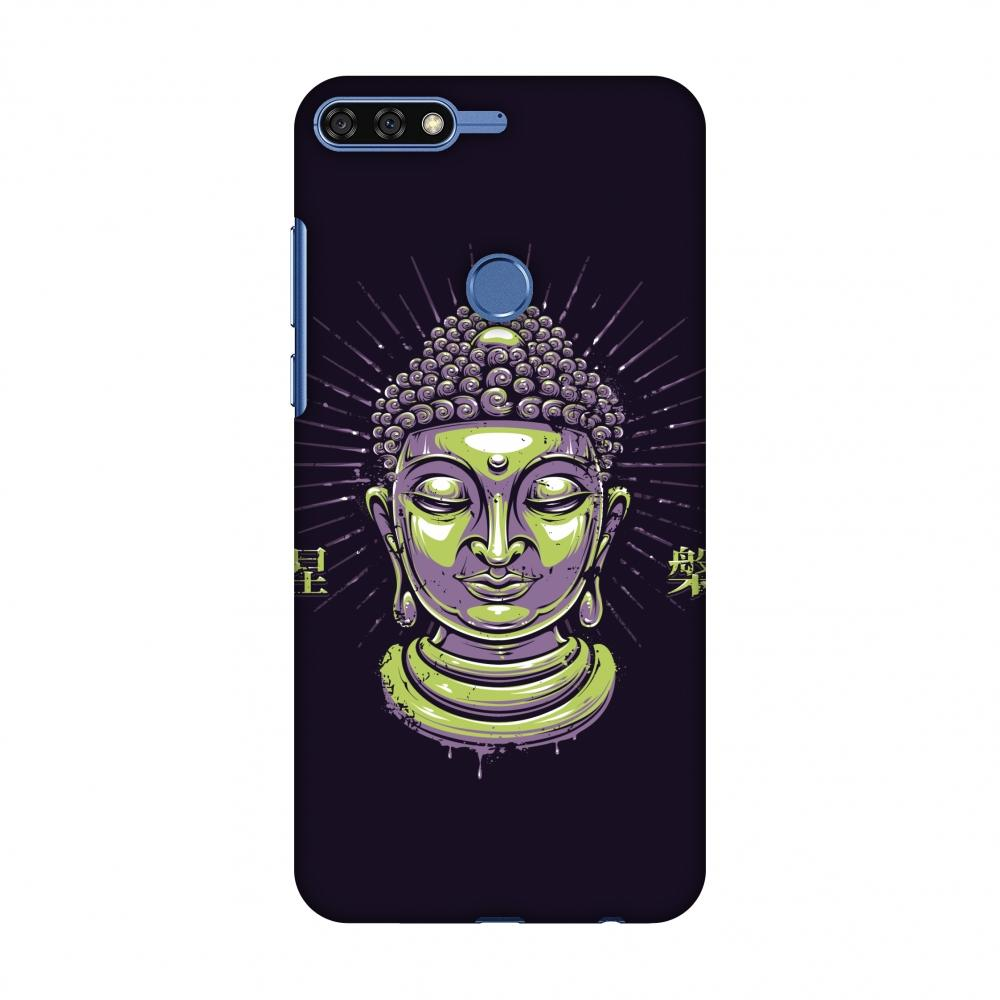 Almighty Buddha Slim Hard Shell Case For Huawei