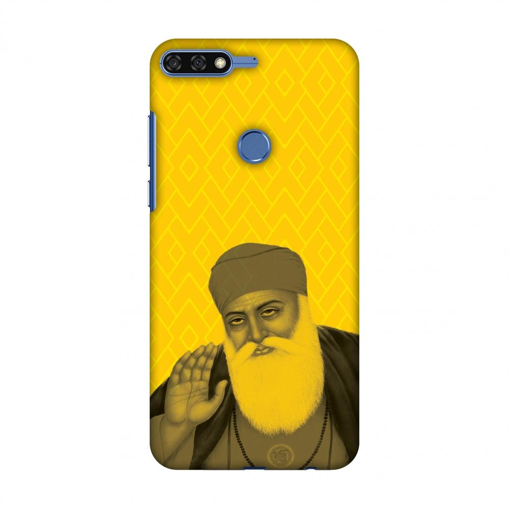 Almighty Nanak Slim Hard Shell Case For Huawei