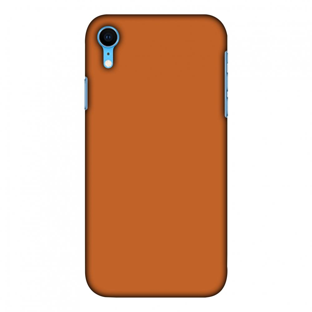 Autumn Maple Slim Hard Shell Case For Apple iPhone Xr
