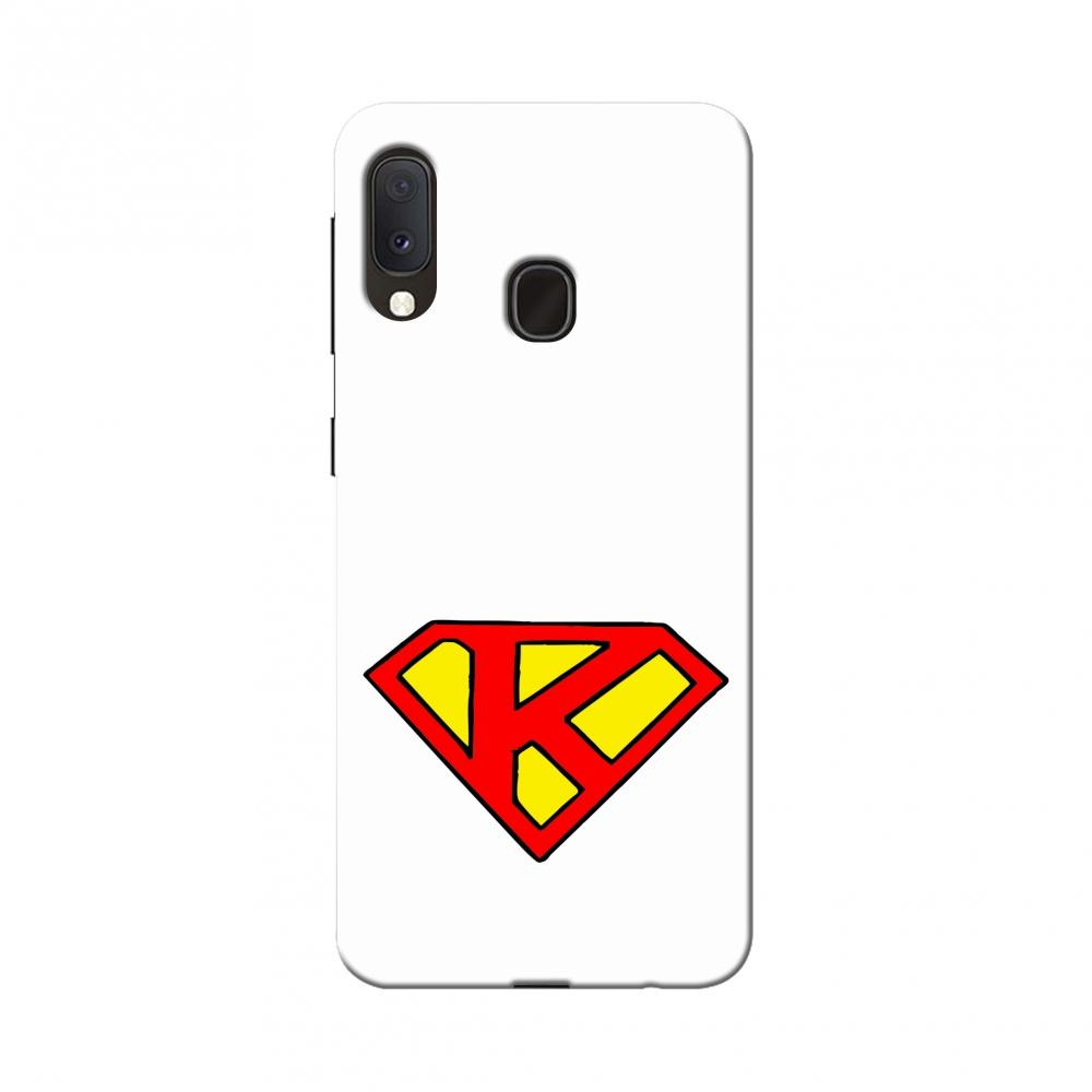 Superhero- K Slim Hard Shell Case For Samsung