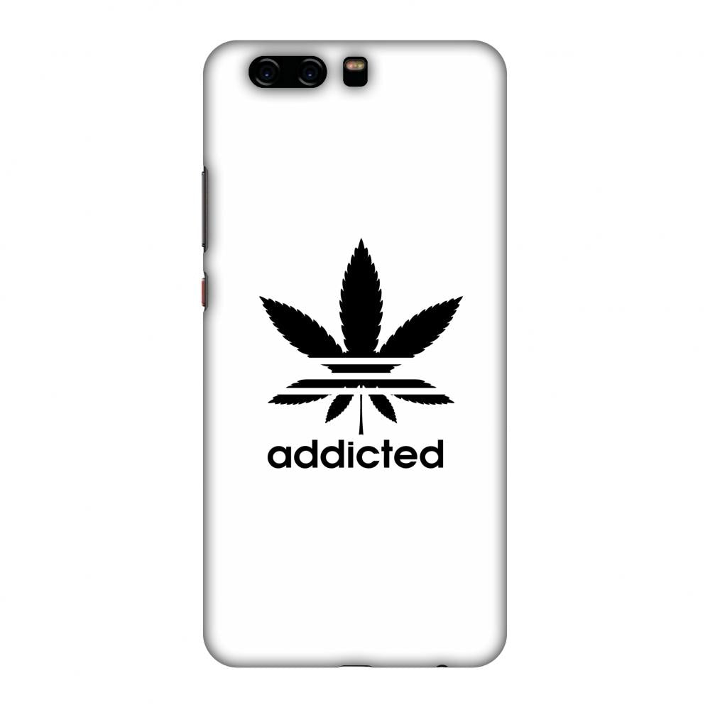Addicted Slim Hard Shell Case For Huawei P10 Plus