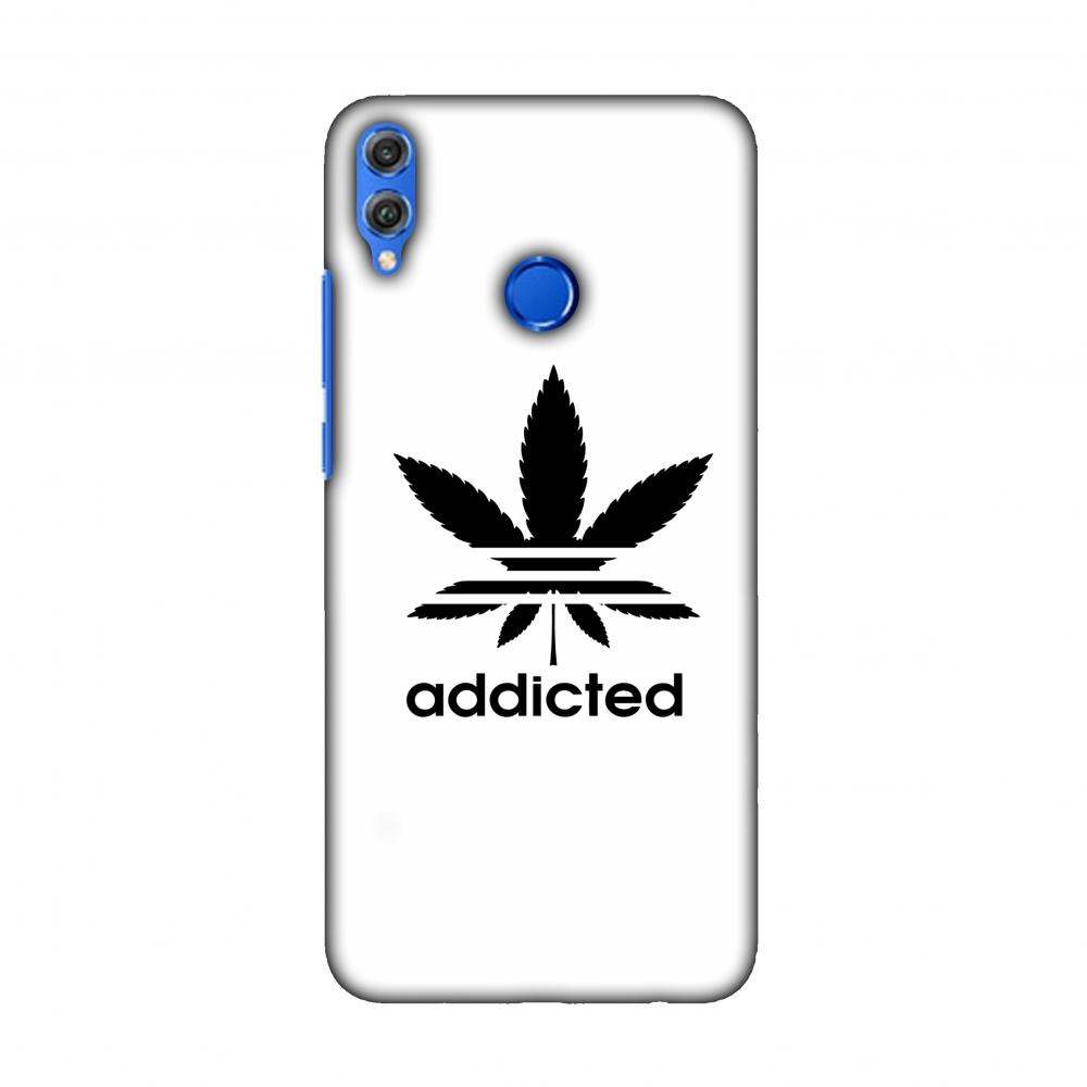 Addicted Slim Hard Shell Case For Huawei Honor 8X