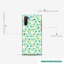 Load image into Gallery viewer, Shamrocks-Olive Slim Hard Shell Case For Samsung
