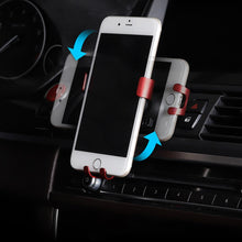 Load image into Gallery viewer, Universal Car Phone Holder Air Vent Mount Stand