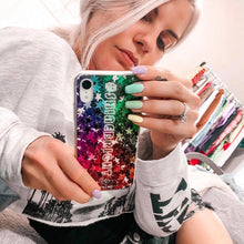 Load image into Gallery viewer, Rainbow Sprinkles iPhone Case