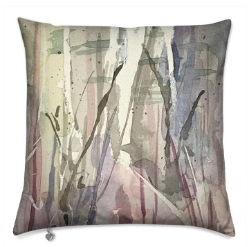 Woodland cushion