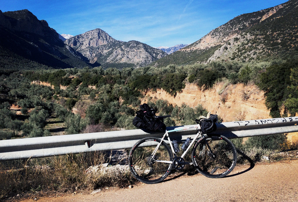 DSS2 bike packing olive grove