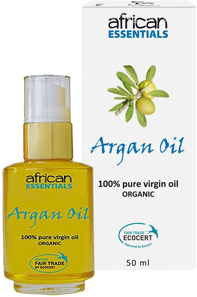 African Essentials Argan Oil