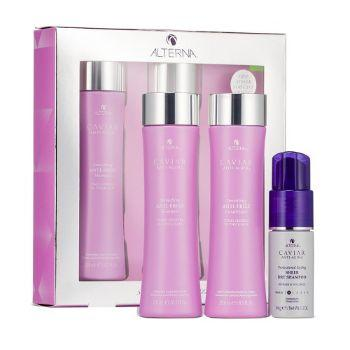 Caviar Anti-Aging Smoothing Anti-Frizz Set