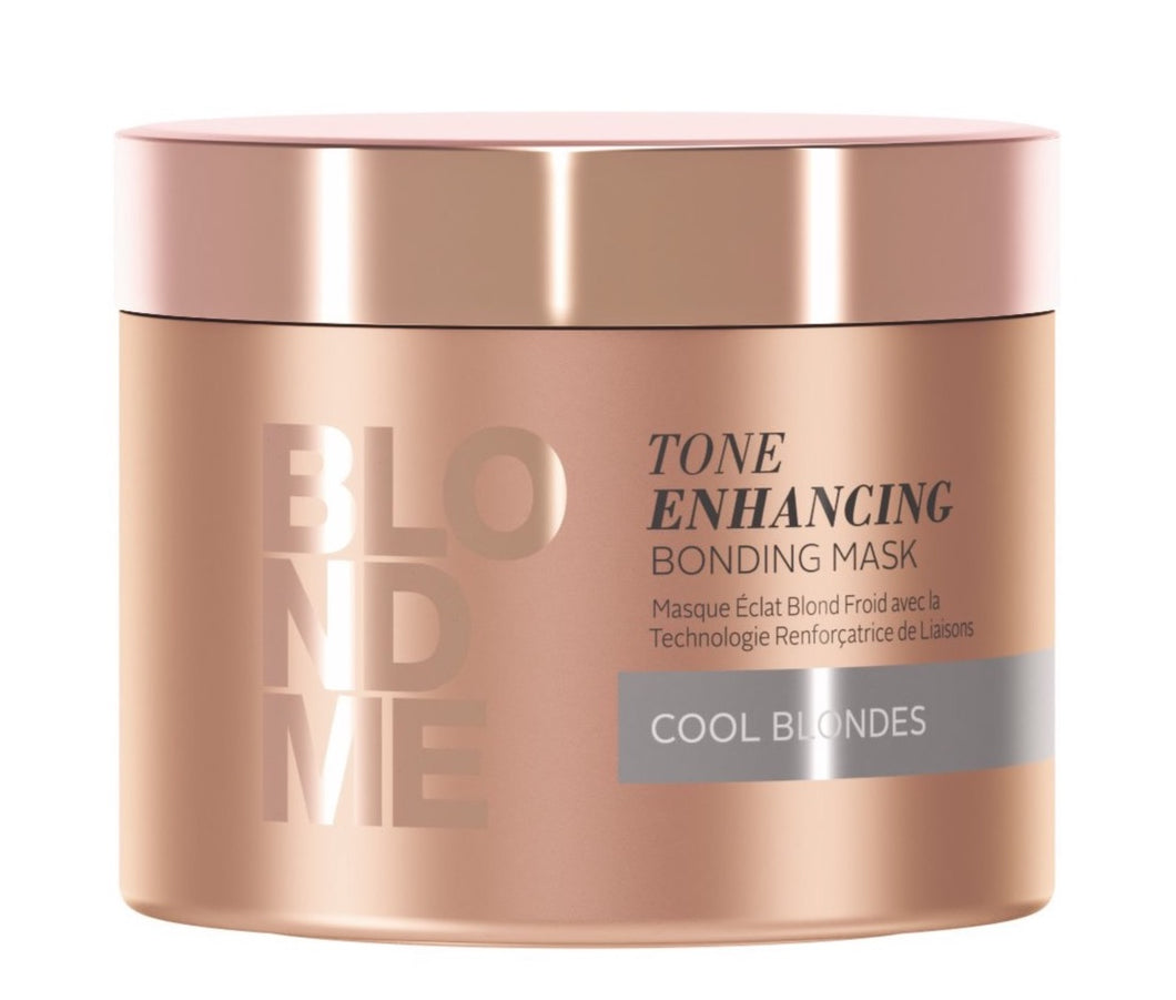 BlondMe Tone Enhancing Bonding Mask Cool Blondes