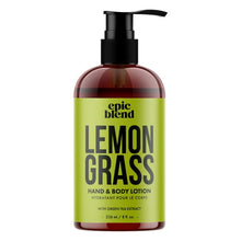Load image into Gallery viewer, Lemongrass Hand & Body Lotion