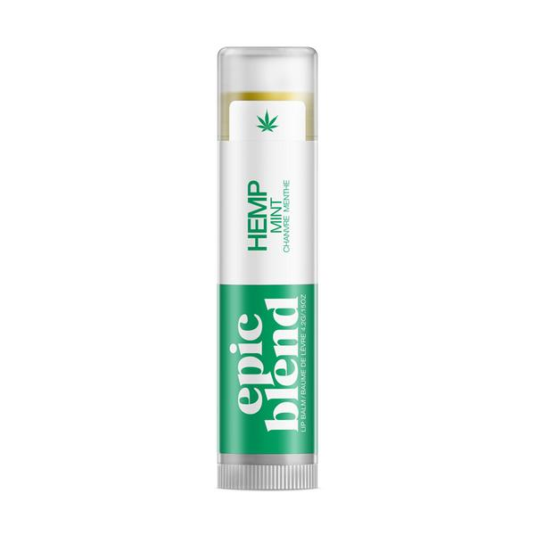 Mint Hemp Lip Balm