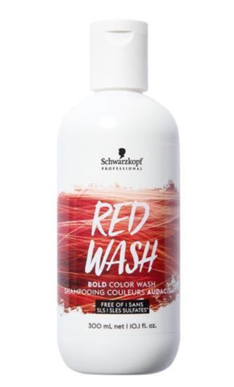 Schwarzkopf Bold Color Wash Red