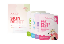 Load image into Gallery viewer, MaskerAide Skin Reset Sheet Mask Box Set