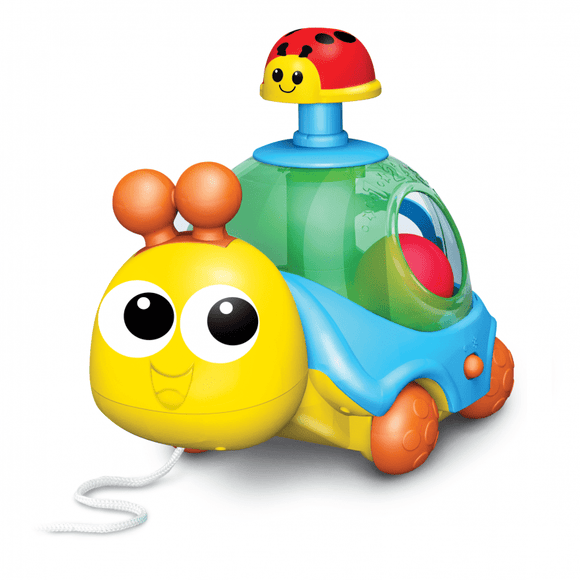 Winfun Spin 'N Pull Snail 0674