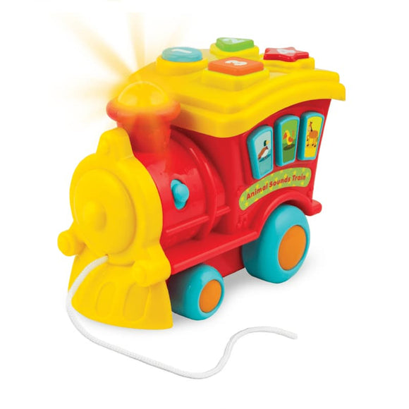 Winfun Animal Sounds Train 0677