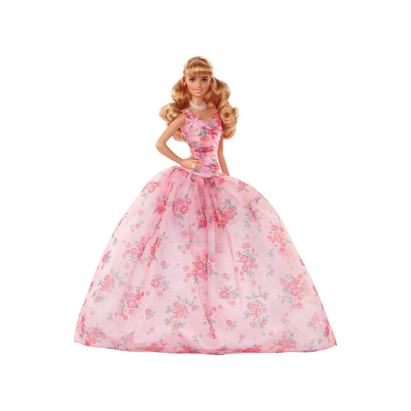 Barbie Birthday Wishes Doll FXC76