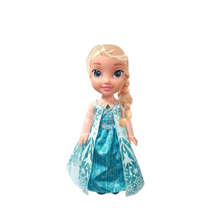 Barbie Disney Princess Frozen Singing Elsa 96378
