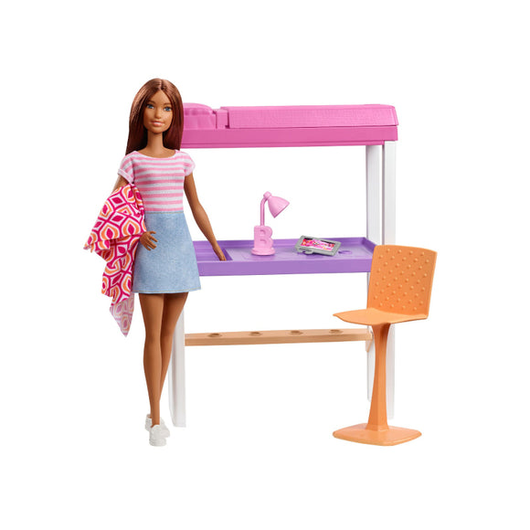 Barbie Loft Bed FXG52