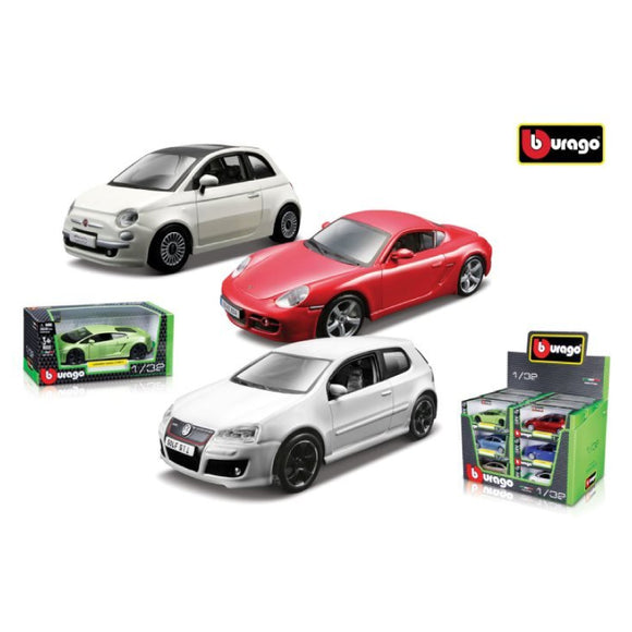 Bburago diecast Car Collection 1:32 Assorted 43100