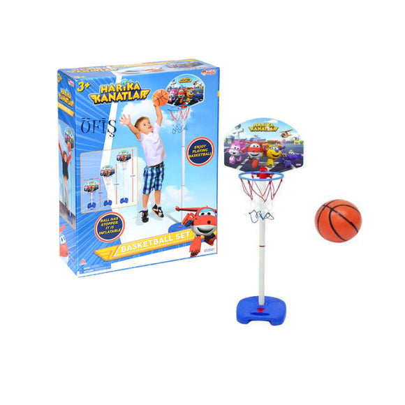 DEDE AMAZING WINGS FOOTED BASKETBALL SET 3541